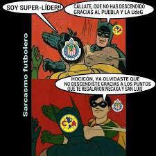 Memes previos al clásico Chivas - América de Liga MX Clausura 2015 via Relatably.com