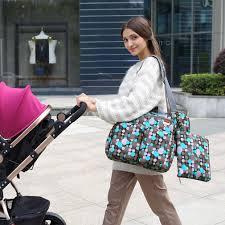 <b>Insular</b> 10088 Green <b>Baby Diaper Bag</b> Stroller Pram Bags Mummy ...
