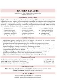 ideas about Resume Examples on Pinterest   Sample Resume     Pinterest customer service resume