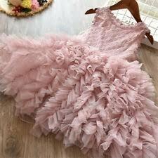 <b>Princess</b> Bridesmaid <b>Dresses</b> Sizes 4 & Up for <b>Girls</b> for sale | eBay