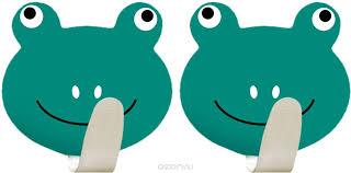 <b>Крючок Tatkraft Frogs</b>, <b>самоклеящийся</b>, 2 шт | shopfiru.zaridi.to