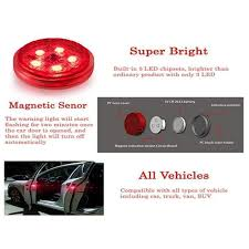 Lighting & Lamps Light Bulbs <b>2 PCS SET</b> Car Door LED Laser Light ...