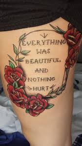 browse a gallery of kurt vonnegut tattoos and see why he s the vonnegut tattoos 6