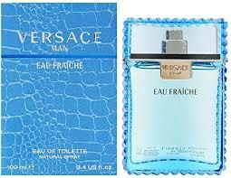 <b>Versace Man Fraiche Eau</b> de Toilette for <b>Men</b>- 100 ml: Amazon.co ...