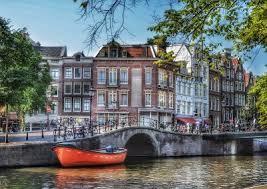 Учебная голландская флотилия — июль 2019 | Кабестан