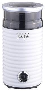<b>Кофемолка DELTA DL-94K</b> белая: купить за 1029 руб - цена ...