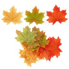 Popular Artificial <b>Green Maple</b> Leaves-Buy Cheap Artificial <b>Green</b> ...