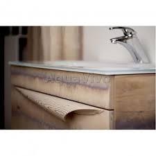 Комплект мебели Aqwella <b>Clarberg Papyrus</b> wood подвесной с ...