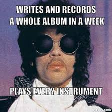 Music on Pinterest | Prince, Alecia Moore and Strange Animals via Relatably.com