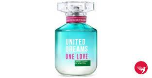 <b>United Dreams One</b> Love <b>Benetton</b> perfume - a fragrance for women ...