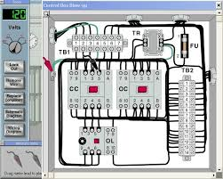 wiring diagram symbols  industrial wiring diagram  control box    wiring diagram symbols  control box blow up industrial wiring diagram motor control circuit  industrial