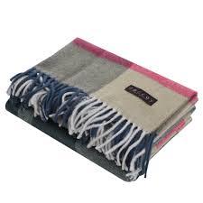<b>Плед Areain</b> / <b>fashion</b> bed oxford 130x170 клетка/розовый ...