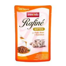 <b>Animonda Паучи Rafine</b> Soupe <b>Kitten</b> с индейкой, сердцем и ...