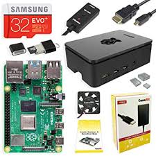 CanaKit <b>Raspberry Pi 4</b> 4GB Starter <b>Kit</b> - 4GB RAM: Amazon.in ...