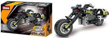 <b>Конструктор Mechanical Master</b> Мотоцикл инерционный ...