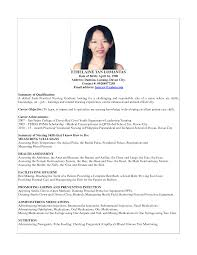 objective in resume for fresh graduate nurse equations solver resume for fresh high graduate jennywashere