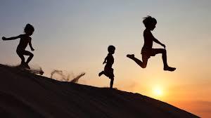 Image result for kids running