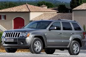 Jeep Grand Cherokee III (WK) - проблемы и неисправности