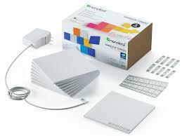 Купить светильник Nanoleaf Canvas Smarter <b>Kit</b> NL29-0002SW ...