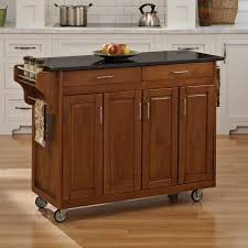 Portable Kitchen Island With Granite Top Home Styles Large Create A Cart Kitchen Island Kitchen Islands
