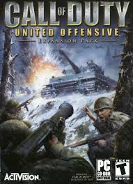 Video <b>game</b>:<b>Call of</b> Duty: United Offensive Expansion Pack ...