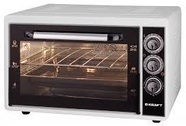 <b>Мини</b>-<b>печь Kraft KF-MO 3801</b> W white — купить настольную ...