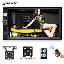 "<b>Jansite 7</b>"" 2 DIN <b>Car</b> Radio DVD MP5 player Touch screen USB ..."