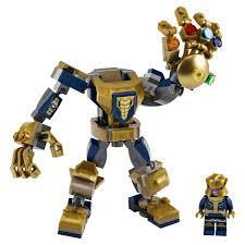 <b>Конструктор Lego Avengers</b> Танос: трансформер
