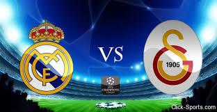 En vivo Real Madrid vs Galatasaray