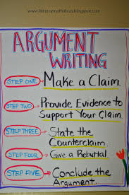 common core traits argumentative writing rubrics  literacy math ideas argument writing repinned by chesapeake college adult ed we offer classes on the eastern shore of md to help you earn your ged