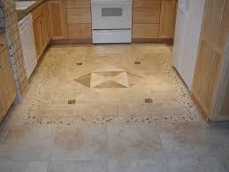 tile kitchen floor amazing design