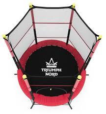 Купить Каркасный <b>батут Triumph Nord Детский</b> 140 140х140х162 ...