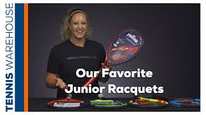 TW Learning Center: 2018 Best <b>Junior Tennis Racquets</b> - YouTube