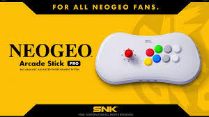 That's A Nice-Looking <b>Arcade Stick</b>, SNK