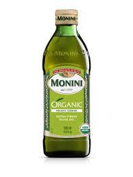 Monini <b>Organic</b> Extra Virgin Olive Oil, 500 ml