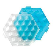 "<b>Форма</b> для льда ""<b>Кубики</b>"", голубая бренда Lekue – купить по цене ..."