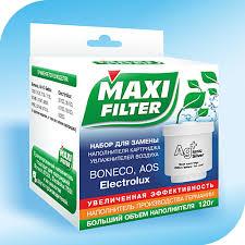 <b>MAXI FILTER</b>: <b>Аксессуары</b> для увлажнителей и моек воздуха