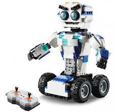 Купить <b>Конструктор Cada Technics Робот</b> DADA Роберт ...