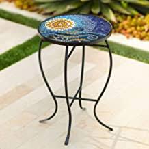 Mosaic Plant Stand - Amazon.com