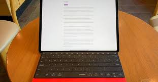 This hybrid keyboard-trackpad is almost a great iPad <b>mouse</b> solution ...