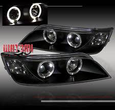 96 02 bmw z3 mroadster coupe 2dr halo projector headlights black 1996 1997 black bmw z3 1997