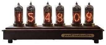 Часы <b>настольные</b> past indicator <b>Восток</b>-2 Black Эбен — купить по ...