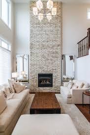 white rug living room high