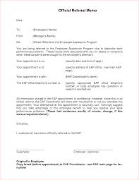 memo letter memo formats sample official referral memo by kpw16392