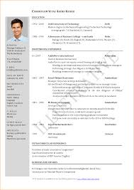 14 format of c v for job application basic job appication letter curriculum vitae template curriculum vitae sample 1