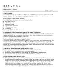 leadership resume examples getessay biz team leader resume leadership skills on resume leadership resume throughout leadership resume