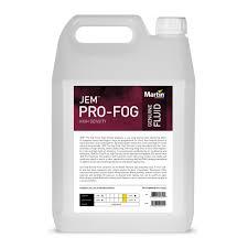 JEM Pro-Fog Fluid, <b>High Density</b> | Martin Lighting