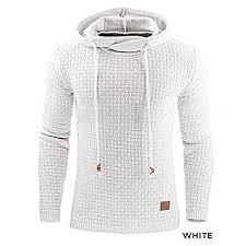 <b>Plus Size XL-4XL Men's</b> Winter Hoodie Warm Hooded Sweatshirt ...