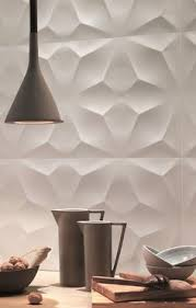 <b>3D WALL</b> DESIGN by @<b>atlasconcorde</b> | Sculptural Ceramic Wall ...