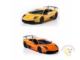 "<b>Машина Maisto</b> ""<b>Lamborghini</b> Murcielago LP670-4"" на р/у 1:24 81065"